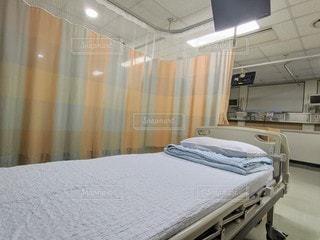 病院のベッド、入院の写真・画像素材[2766822]