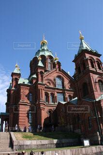 教会の写真・画像素材[661217]