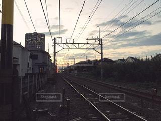 線路の写真・画像素材[768483]