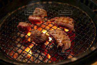 炭火焼き肉の写真・画像素材[3140183]