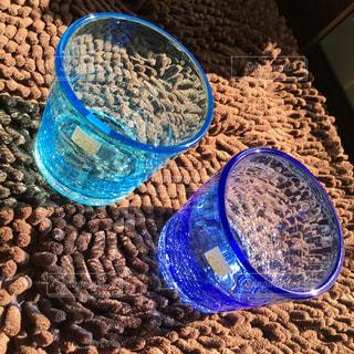 琉球ガラスの写真・画像素材[656428]