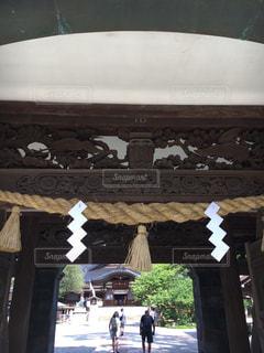神社の写真・画像素材[678691]