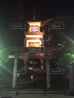 神社の写真・画像素材[678696]