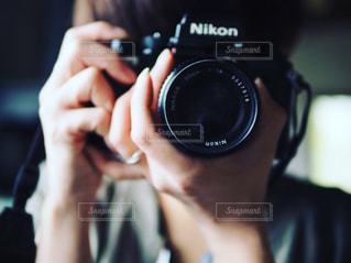 カメラの写真・画像素材[764042]