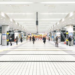 駅の写真・画像素材[681502]