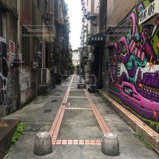 道の写真・画像素材[681522]