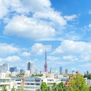 大都市の風景の写真・画像素材[4840446]
