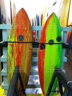サーフィンの写真・画像素材[11445]