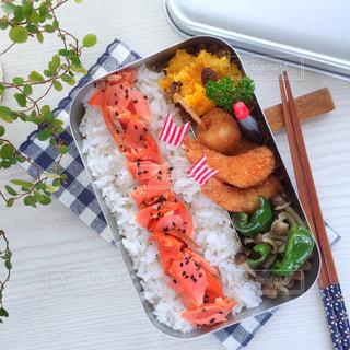 鮭弁当 - No.813203