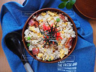 炒飯弁当の写真・画像素材[986235]