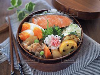 お弁当の写真・画像素材[1440241]