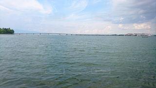 湖の写真・画像素材[660949]