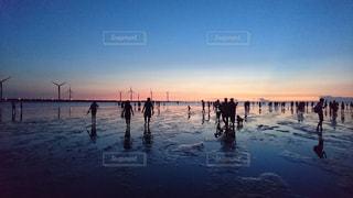 夕日の写真・画像素材[682788]