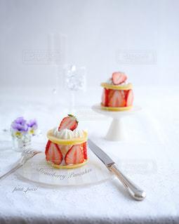 デコパンケーキの写真・画像素材[1196752]