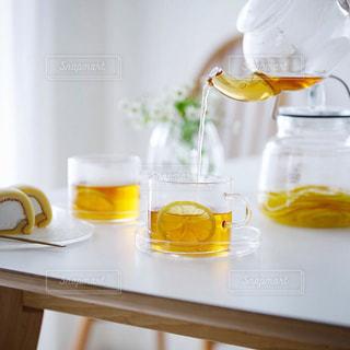 カお茶の時間の写真・画像素材[3252837]