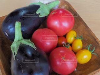夏野菜の写真・画像素材[663684]