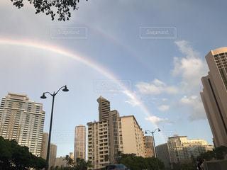 虹の写真・画像素材[661692]