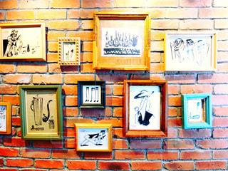 カフェの写真・画像素材[662887]