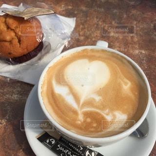 カフェの写真・画像素材[662579]