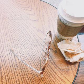 カフェの写真・画像素材[664525]