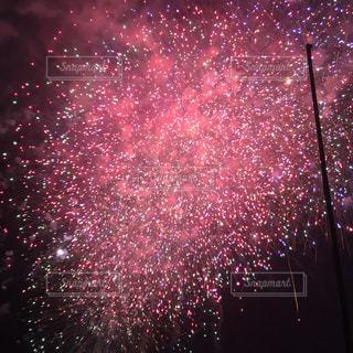 花火の写真・画像素材[664833]