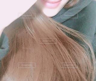 髪の毛の写真・画像素材[874550]