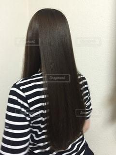 髪の毛の写真・画像素材[874906]