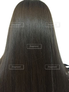 髪の毛の写真・画像素材[874907]