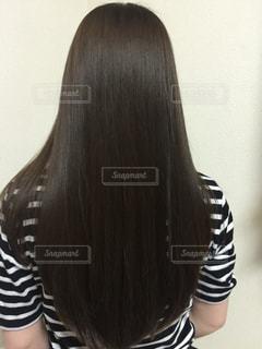 髪の毛の写真・画像素材[874908]