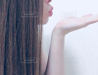 女性の髪の写真・画像素材[896271]
