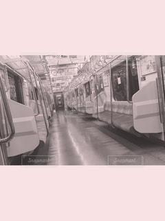 電車の写真・画像素材[886716]