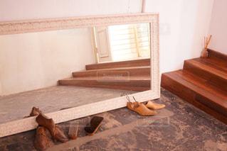 木製の床の寝室 - No.903725