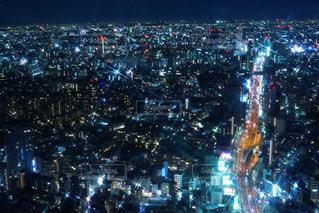 夜の街の景色 - No.909485
