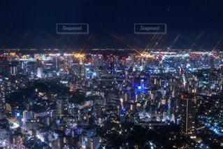 夜の街の景色の写真・画像素材[926450]