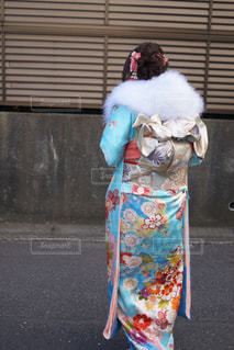 衣装を着ている人の写真・画像素材[934631]