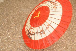 赤白と青の傘 - No.957116