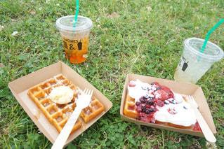 食品のプラスチック容器の写真・画像素材[965868]