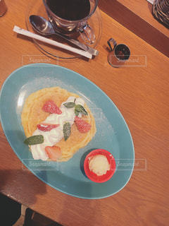 パンケーキの写真・画像素材[1208101]