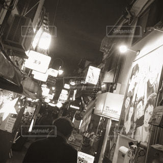 ゴールデン街の写真・画像素材[663110]