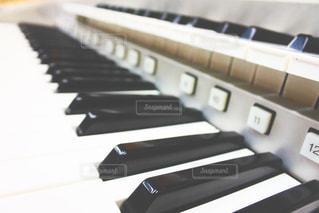 鍵盤の写真・画像素材[2105071]