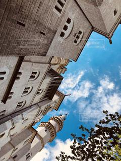 ドイツのお城の写真・画像素材[2268657]