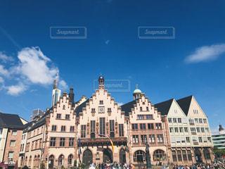 ヨーロッパの街並みの写真・画像素材[2268780]