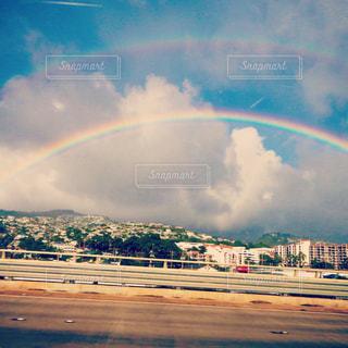 虹の写真・画像素材[669087]