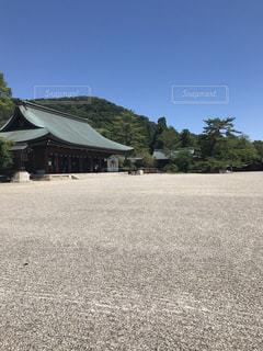 神社の写真・画像素材[663388]