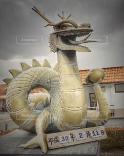 龍の写真・画像素材[1007892]