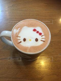 カフェの写真・画像素材[664723]