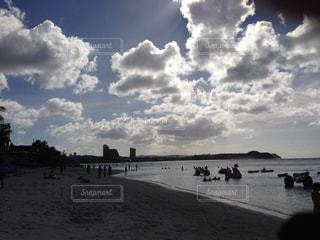 海の写真・画像素材[664810]
