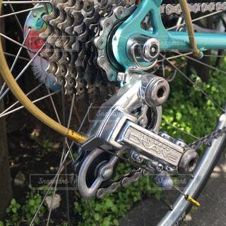 自転車の写真・画像素材[665181]