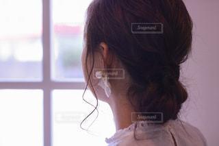 女性の写真・画像素材[672964]