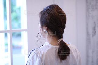 女性の写真・画像素材[672966]